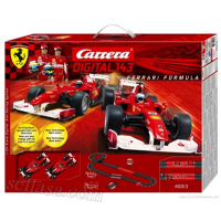 ماشین کنترلی carrera 1/43digital ferrari formula